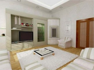 Amazing Modern Apartment Living Room Design Ideas 33