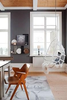 Amazing Relaxable Indoor Swing Chair Design Ideas 06