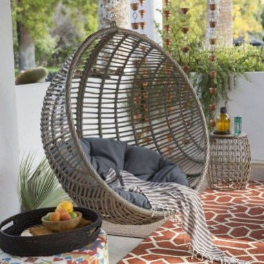 Amazing Relaxable Indoor Swing Chair Design Ideas 21