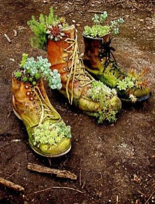 Amazing Succulents Garden Decor Ideas 07
