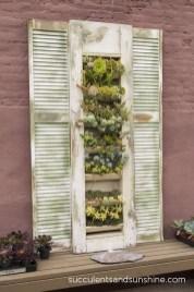 Amazing Succulents Garden Decor Ideas 30