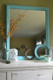 Awesome Country Mirror Bathroom Decor Ideas 15