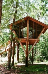 Awesome Treehouse Masters Design Ideas Will Make Dream 06
