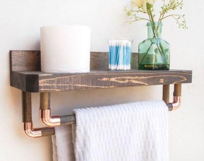 Cozy Wooden Bathroom Designs Ideas 10