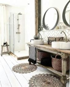 Cozy Wooden Bathroom Designs Ideas 18