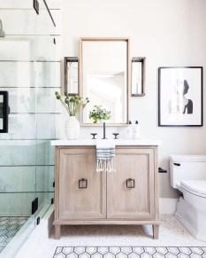 Cozy Wooden Bathroom Designs Ideas 40
