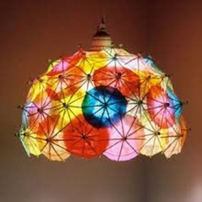 Creative Diy Chandelier Lamp Lighting 01
