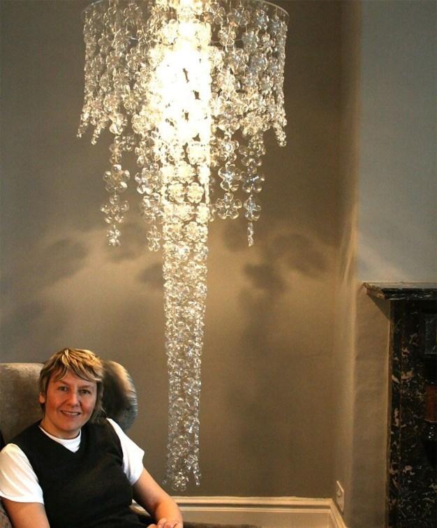 Creative Diy Chandelier Lamp Lighting 43