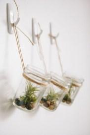 Creative Hanging Air Plants Decor Ideas 05