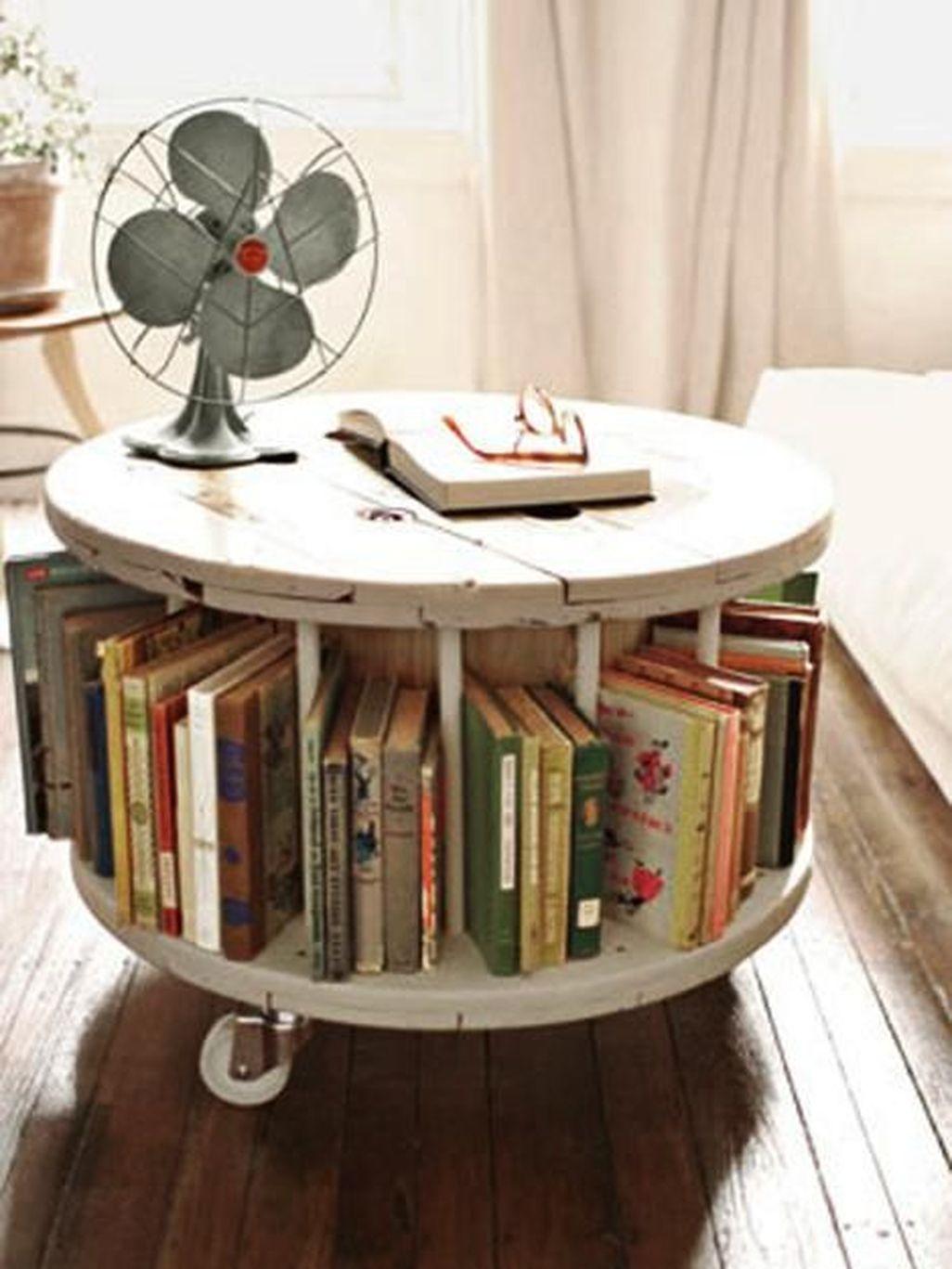 Creative Hidden Shelf Storage 29