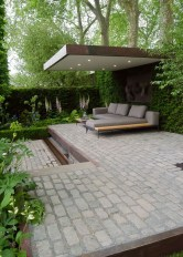 Creative Small Patio Design Ideas 02