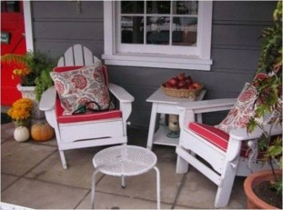 Creative Small Patio Design Ideas 03