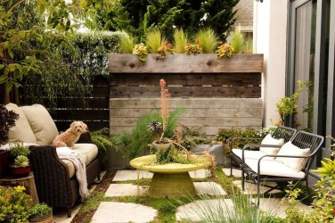 Creative Small Patio Design Ideas 34