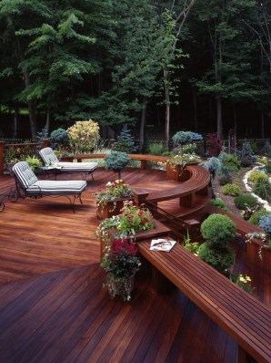 Creative Small Patio Design Ideas 36