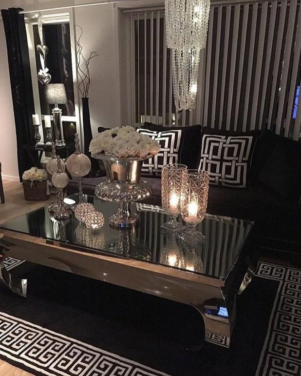 Elegant Living Room Colour Ideas 10