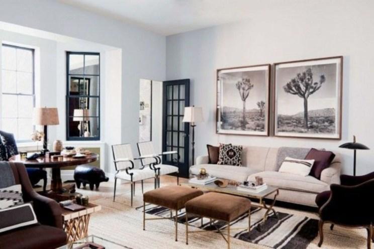 Elegant Living Room Colour Ideas 12
