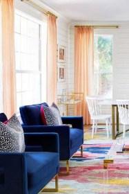 Elegant Living Room Colour Ideas 25