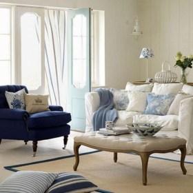 Elegant Living Room Colour Ideas 26
