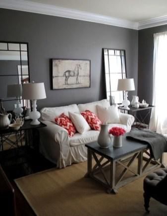 Elegant Living Room Colour Ideas 34