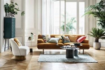 Elegant Living Room Colour Ideas 48