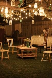 Fantastic Rustic Garden Light Landscaping Ideas 25