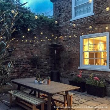 Fantastic Rustic Garden Light Landscaping Ideas 35