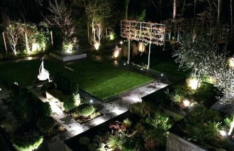 Fantastic Rustic Garden Light Landscaping Ideas 40