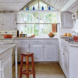 Gorgeous Rustic Country Style Kitchen Made By Wood 03