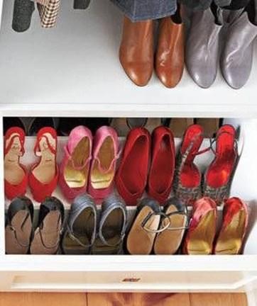 Inspiring Ideas Organize Shoes Home 04