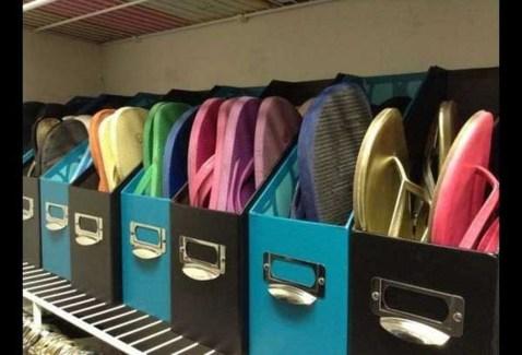 Inspiring Ideas Organize Shoes Home 13