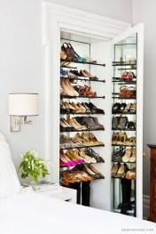 Inspiring Ideas Organize Shoes Home 35