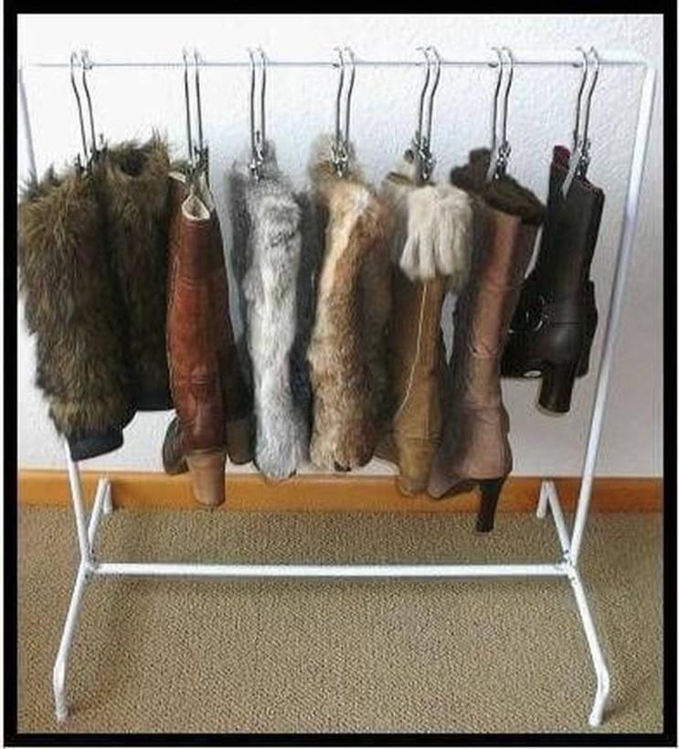 Inspiring Ideas Organize Shoes Home 41