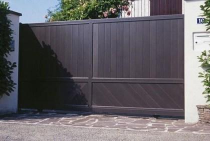 Inspiring Modern Home Gates Design Ideas 14
