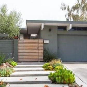 Inspiring Modern Home Gates Design Ideas 16