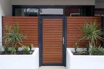 Inspiring Modern Home Gates Design Ideas 17