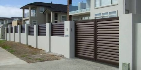 Inspiring Modern Home Gates Design Ideas 32
