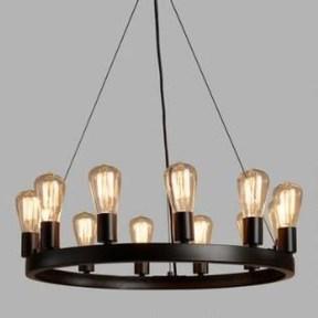 Inspiring Rustic Hanging Bulb Lighting Decor Ideas 16