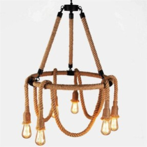 Inspiring Rustic Hanging Bulb Lighting Decor Ideas 18