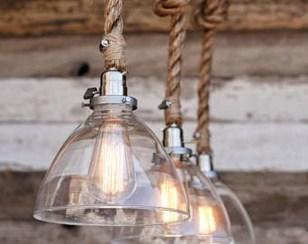 Inspiring Rustic Hanging Bulb Lighting Decor Ideas 23