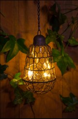 Inspiring Rustic Hanging Bulb Lighting Decor Ideas 27