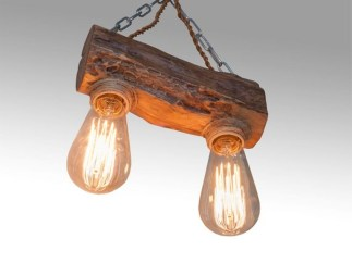 Inspiring Rustic Hanging Bulb Lighting Decor Ideas 44