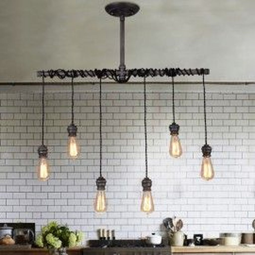 Inspiring Rustic Hanging Bulb Lighting Decor Ideas 45
