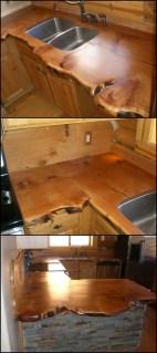Inspiring Rustic Wooden Decor Ideas 22