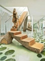Inspiring Rustic Wooden Decor Ideas 36