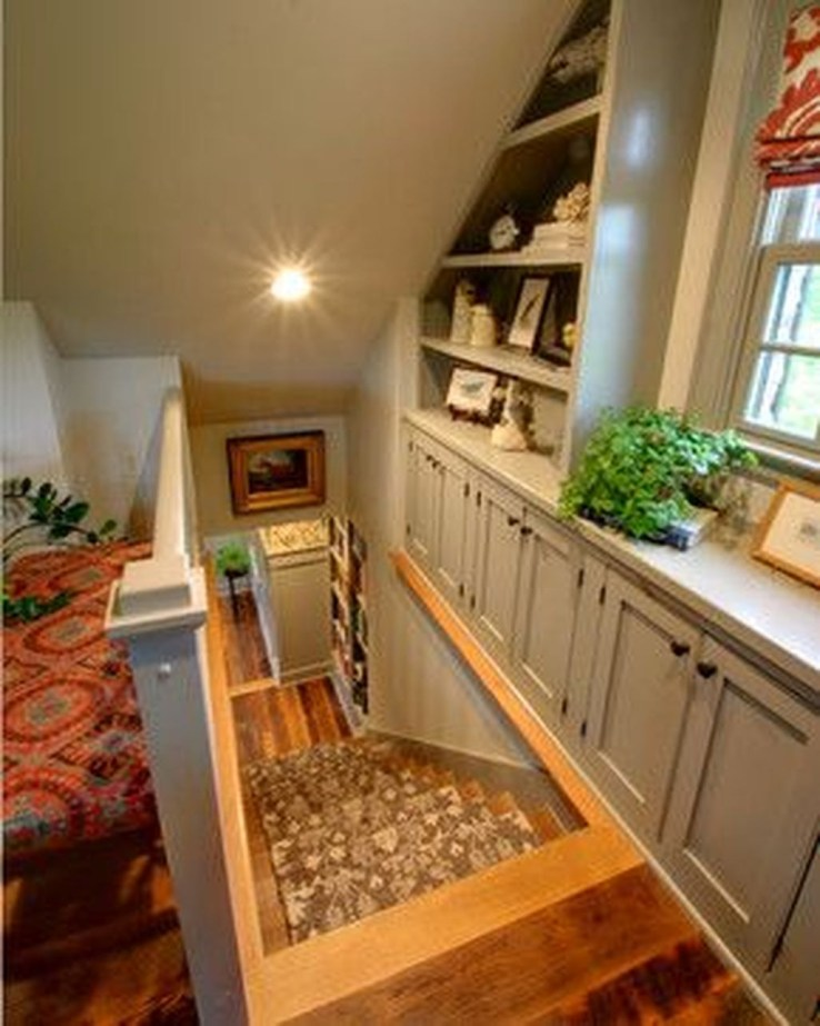 Lovely Traditional Attic Ideas 04