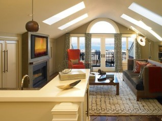 Lovely Traditional Attic Ideas 14