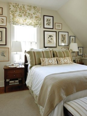 Lovely Traditional Attic Ideas 35