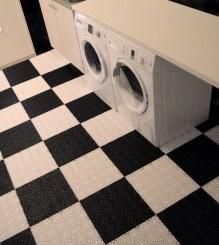 Modern Basement Remodel Laundry Room Ideas 04