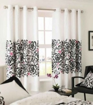 Modern Bedroom Curtain Designs Ideas 06