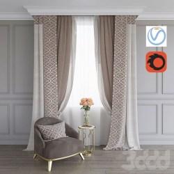 Modern Home Curtain Design Ideas 01